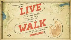 Verse of the Day from Logos.com    갈라디아서 5:25, 만일 우리가 성령으로 살면, 또한 성령으로 행할지니,