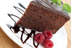 Torta de chocolate en 20 minutos