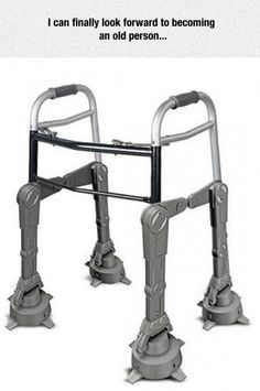 Now This Is A Real Walker