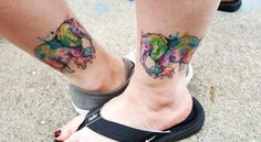 26 Insanely Creative Tattoos To Get With Your Mom