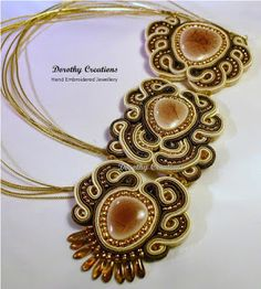 Dorothy Creations by Dorota Mroz: SOUTACHE MAGGIO 2013