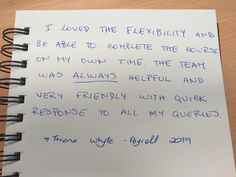 Thanks to our Payroll graduate Thiana Whyte for the kind words! Kind Words, No Response, Thankful, Student, Math, Pretty Quotes, Cute Words, Math Resources, Mathematics