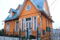Arquitectura Valparaíso