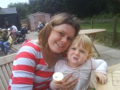 Me and The Tig at Marsh Farm, must be about 7 years ago!