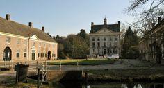 Kasteel ter Horst in Loenen nabij Eerbeek.