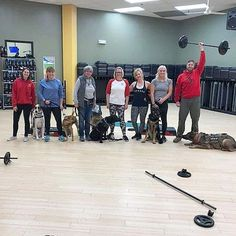 Body Pump at @goldsgymlakeridge_ for Team Semper K9! #semperk9sArt #semperk9sWolfe #semperk9sFury #semperk9sMurph #semperk9sFletch #semperk9sTimmy #ServiceDogs4Vets Service Dogs, Armed Forces, Basketball Court, Challenges, Life, Special Forces, Military