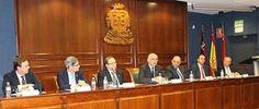 Garre inaugura el curso jurídico en Murcia