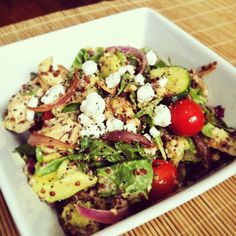 taylor made: 4-week pre-summer clean-eating challenge