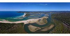 #Noosa #River in #Australia  #AerialPhotography #Traveldiary #dronedaily #drone #Dronephotography #thedronetravel