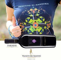 """Zolla"" Primitivo di Manduria DOC: corposo, vellutato, complesso... ""like"" no other!   ""Zolla"" Primitivo di Manduria DOC: full-bodied, velvety, complex... ""like"" no other!   #Primitivodimanduria, #Puglia, #Apulia, #Apulianwines, #vinopugliese, #Italianwine, #vinoitaliano, #vinitalien, #loucerta, #vignetidelsalento, #farnesevini, #farnesegroup"