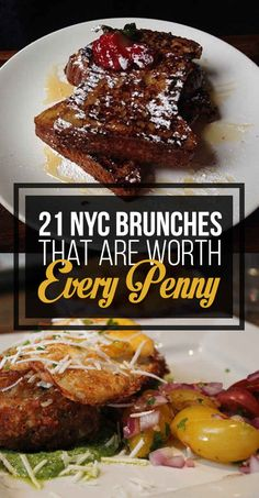 21 NYC Brunch Dishes That Are Worth Every Penny