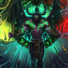 World of Warcraft Art