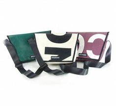Truck Tarp Messenger Bag (Medium)  Proven tough and water resistant