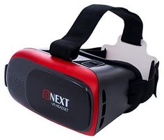 3D VR Headset Virtual Reality Glasses for iPhone & Android  Play Your Best Mobile Games & 360 Movies With Soft & Comfortable New Goggles Plus Special Adjustable Eye Care System #vrheadsets