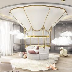 hat do you guys think?! 💫⚜️🔱Found this cute room and about died .... it's just clean, classy and just pretty .... good job on the find
