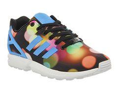 adidas  ZX Flux,  Herren Sneakers , schwarz - Schwarz - Größe: 38 - http://uhr.haus/adidas/38-eu-adidas-zx-flux-sneaker