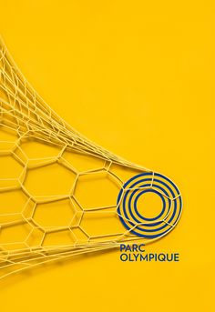 """Check out this @Behance project: """"Parc Olympique New Advertising Platform 