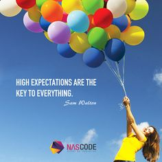 Aim to the top! High Expectations, Business Quotes, Favorite Quotes, Everything, Brand Identity, Branding, Online Advertising, Lebanon, Innovation