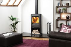 Dovre Astroline 2CB Wood Stoves - Dovre Stoves & Fires