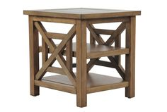 Corey End Table @ Living Spaces $220 22W x 24D x 24H