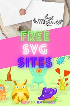 Looking for free SVGs? We'll share with you the best sites for completely FREE SVGs. Don't waste any more money paying for your designs!  #svgs #cricut #cutcraft #silhouette #freesvgs