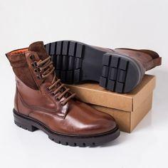 Ghete Piele barbati maro Migavil Timberland Boots, Casual, Shoes, Fashion, Moda, Zapatos, Shoes Outlet, Fashion Styles, Shoe