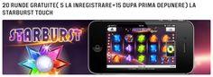 Jocuri ca la aparate : 20 de Runde gratuite la Unibet