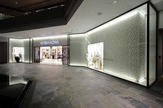 LINGERIE STORES! Robinsons boutique at Marina Bay Sands, Singapore » Retail Design Blog