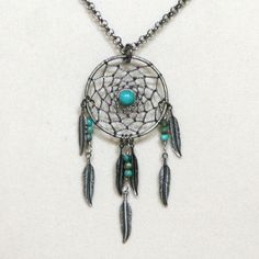 This is a sick necklace, love my dreamcatchers