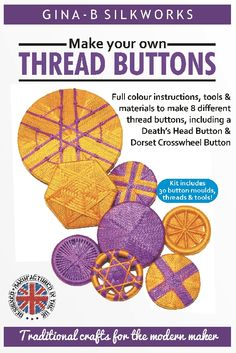 Site has everything for button making