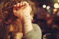 write on my wrist