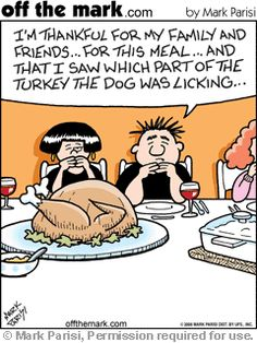 Humorous Thanksgiving Cartoons | special hours this week only! please advise