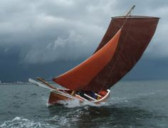 Coble & Keelboat Soc. / Sailing Coble Gallery
