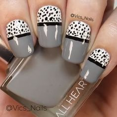 30 Gorgeous Nailart Ideas That Every Woman Would Simply Fall In Love With - Style O Check Diy Nails, Cute Nails, Pretty Nails, Manicure, Cute Nail Art Designs, Simple Acrylic Nails, Fall Acrylic Nails, Purple Nails, Pastel Nails