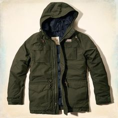 ldarnell's save of Sycamore Cove Parka on Wanelo