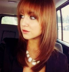Lindsay, I LOVE this cut.  When this small area of hair that fell out gets even enough to cut, will you do this?
