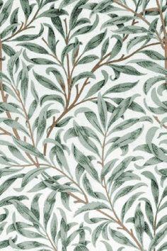 Casa Dorada Para Pájaros: seis patrones de William Morris