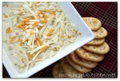 Mommy's Kitchen - Country Cooking & Family Friendly Recipes: Trisha Yearwoods Hot Corn Dip