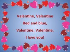 Valentine, Valentine Red and Blue - song, song sort, rhythm slides Valentines Day Songs, Valentine Music, Blue Song, Music Activities, Blues Music, Teaching Music, School Holidays, Music Lessons, Music Education