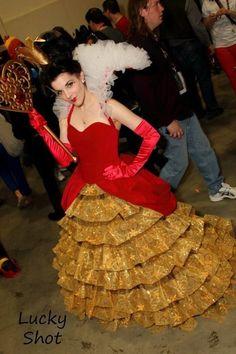 Disney designer villain collection --queen of hearts costume remake