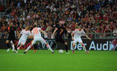 Fußball van-tastisch: Beide Mannschaften schenken sich nichts auf dem Platz