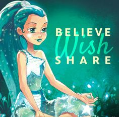 Believe, Wish, Share♥♥♥ Darling Quotes, Disney Divas, Star Darlings, Disney Stars, Emo Goth, Make A Wish, Star Fashion, I Movie, Life Is Good