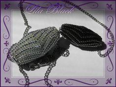 Lila Black: Blooming Bead, die zweite in XS