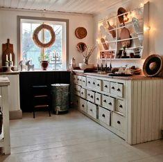 Vintage House: HÄRLIGT MED LJUS