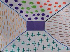Grafismos. Vertical. Horizontal y cruz