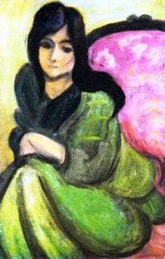 Matisse - could this be Van Dongen's inspiration?