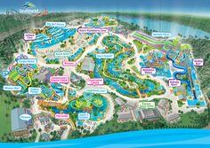 Park Map | Aquatica Orlando