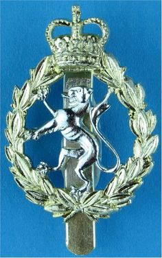 Women's Royal Army Corps Staybrite army cap badge for sale Queen Elizabeth Crown, Queen Crown, Army Hat, British Armed Forces, Royal Jewels, British Army, Military, Cap, Commonwealth