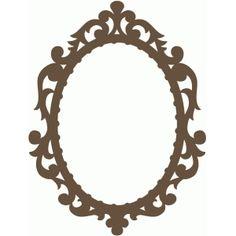 Silhouette Design Store - View Design #60627: frame