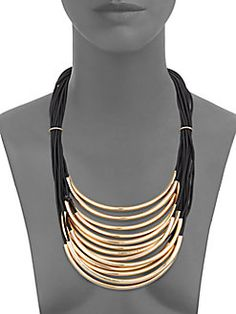 Wrapped Up Layered Necklace